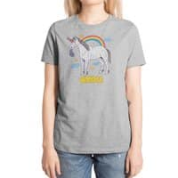 Bring Your Own Unicorn - womens-extra-soft-tee - small view