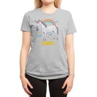 Bring Your Own Unicorn - womens-regular-tee - small view