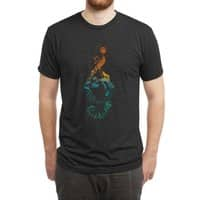 SOUND OF NATURE - mens-triblend-tee - small view