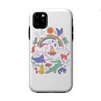 Unicorns! - double-duty-phone-case - small view