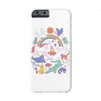 Unicorns! - perfect-fit-phone-case - small view