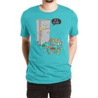 Get in my belly - mens-extra-soft-tee - small view