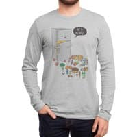 Get in my belly - mens-long-sleeve-tee - small view