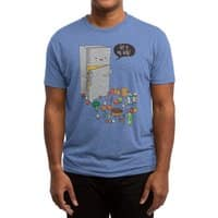 Get in my belly - mens-triblend-tee - small view