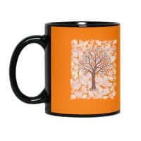 Loose Leaf - black-mug - small view