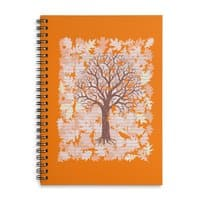 Loose Leaf - spiral-notebook - small view