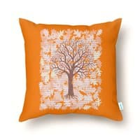 Loose Leaf - throw-pillow - small view