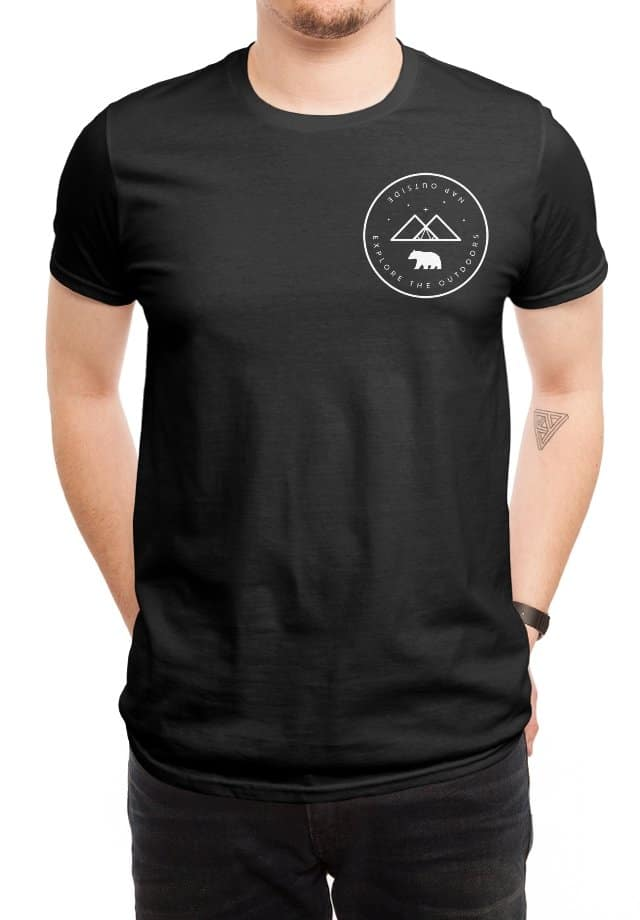 T-shirts and apparel featuring Threadless artist community designs 819893ab88
