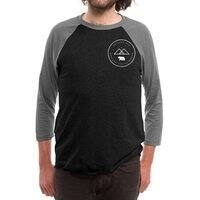 Nap Outside - triblend-34-sleeve-raglan-tee - small view