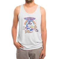 The Future That Cats Want - mens-triblend-tank - small view