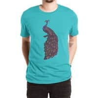 Peacock - mens-extra-soft-tee - small view