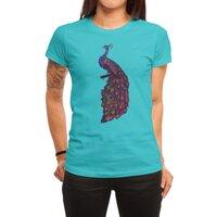 Peacock - womens-regular-tee - small view
