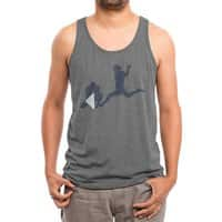 Field Goal - mens-triblend-tank - small view