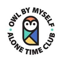 Owl By Myself - small view