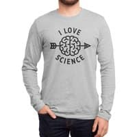 I love science - mens-long-sleeve-tee - small view