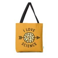 I love science - tote-bag - small view