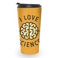 I love science - travel-mug - small view