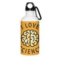 I love science - water-bottle - small view
