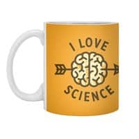 I love science - white-mug - small view