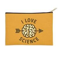 I love science - zip-pouch - small view