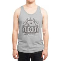 MUCH BIZNESS... WOW! - mens-jersey-tank - small view