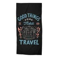 Good Things - beach-towel - small view