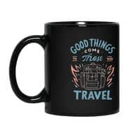 Good Things - black-mug - small view
