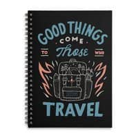 Good Things - spiral-notebook - small view