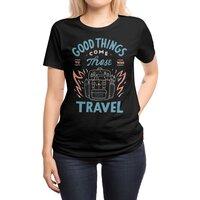 Good Things - womens-regular-tee - small view