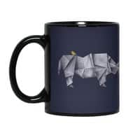 Rhinogami - black-mug - small view