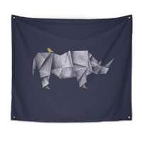 Rhinogami - indoor-wall-tapestry - small view