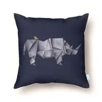 Rhinogami - throw-pillow - small view
