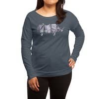 Rhinogami - womens-long-sleeve-terry-scoop - small view