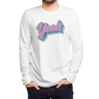 Yeah - mens-long-sleeve-tee - small view