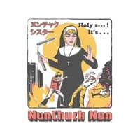 Nunchuck Nun - small view