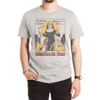 Nunchuck Nun - mens-extra-soft-tee - small view
