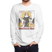 Nunchuck Nun - mens-long-sleeve-tee - small view