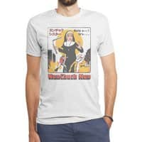 Nunchuck Nun - mens-triblend-tee - small view