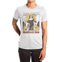Nunchuck Nun - womens-extra-soft-tee - small view