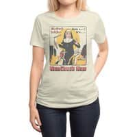 Nunchuck Nun - womens-regular-tee - small view