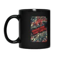Invasion from planet Earth - black-mug - small view