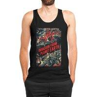Invasion from planet Earth - mens-jersey-tank - small view
