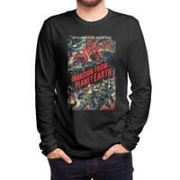 Invasion from planet Earth - mens-long-sleeve-tee - small view