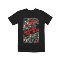 Invasion from planet Earth - mens-premium-tee - small view