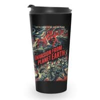 Invasion from planet Earth - travel-mug - small view