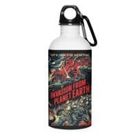 Invasion from planet Earth - water-bottle - small view