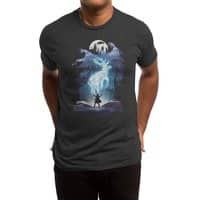The 3rd Book of Magic - mens-triblend-tee - small view