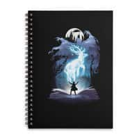 The 3rd Book of Magic - spiral-notebook - small view