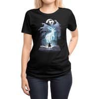 The 3rd Book of Magic - womens-regular-tee - small view