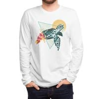 Geometric Turtle - mens-long-sleeve-tee - small view